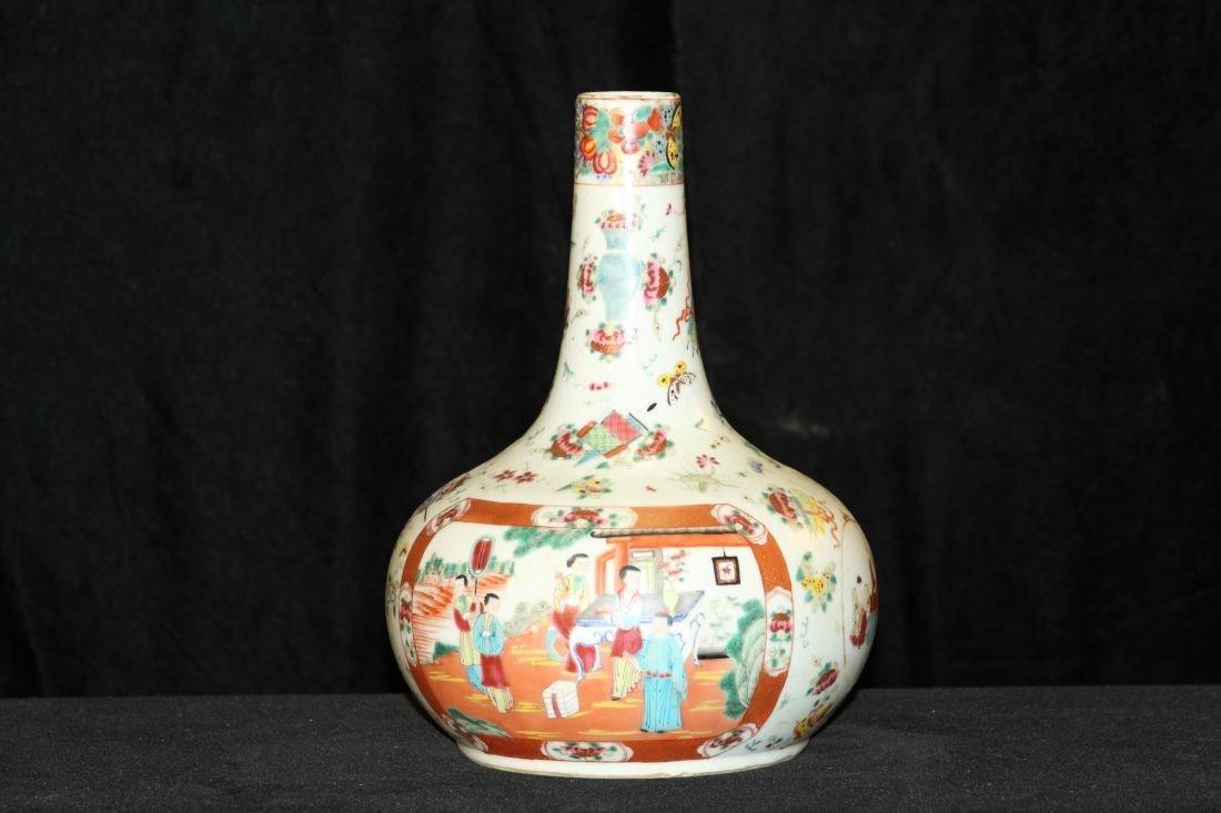 Thousand Colors Celestial Bottle (Qing)