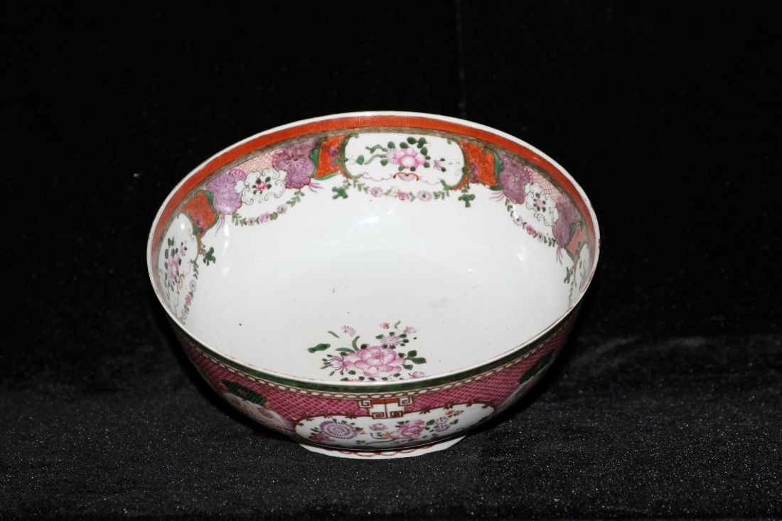 Four Colored Bowl (Qing)