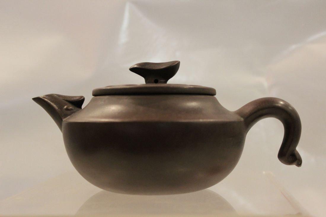 Black I-Hsing Teapot
