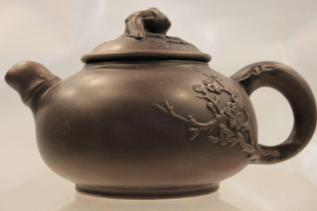I-Hsing teapot Celebrating Spring