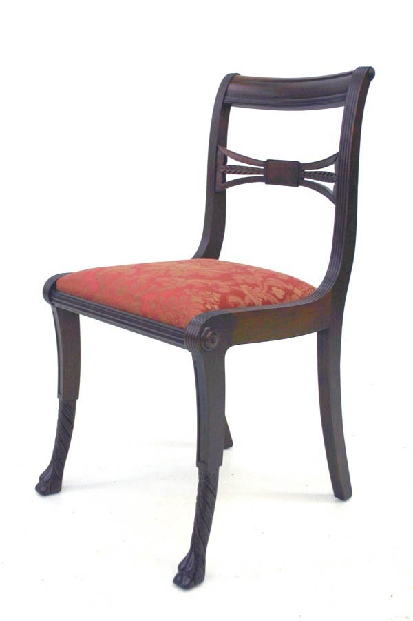 12: Grecian Style Side Chair