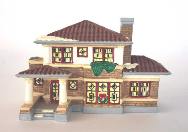 1007: Dept 56 Praire House 51560 Snow Village