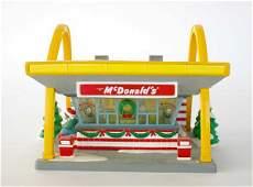 1011: Dept 56 McDonalds 54914 Snow Village