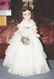 "1099: Madame Alexander Scarlet Doll 20"""