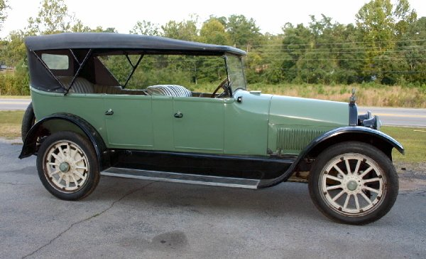 100: Rare 1920 Cadillac Car Original Condition, Runs