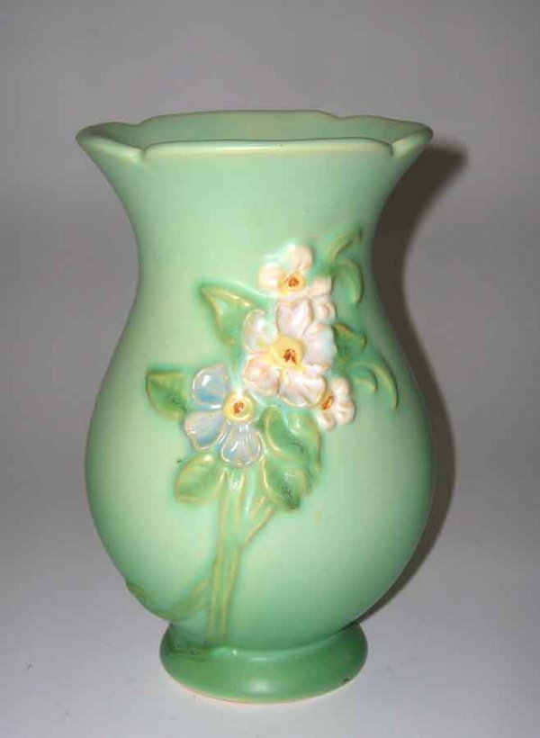 8: Weller Pottery Vase