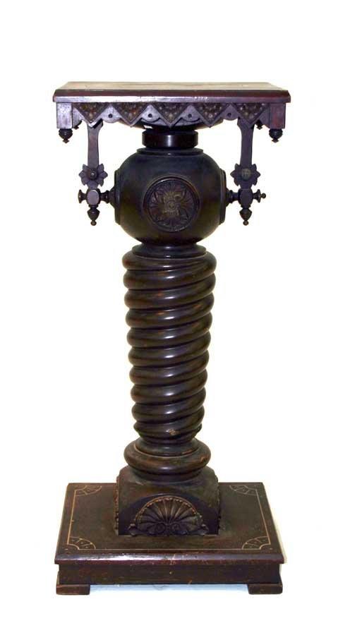 11: American Victorian Renaissance Pedestal