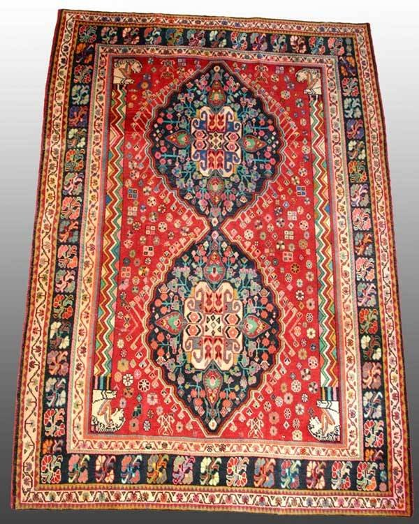 503: Persian Rug 5'2 x 7'8