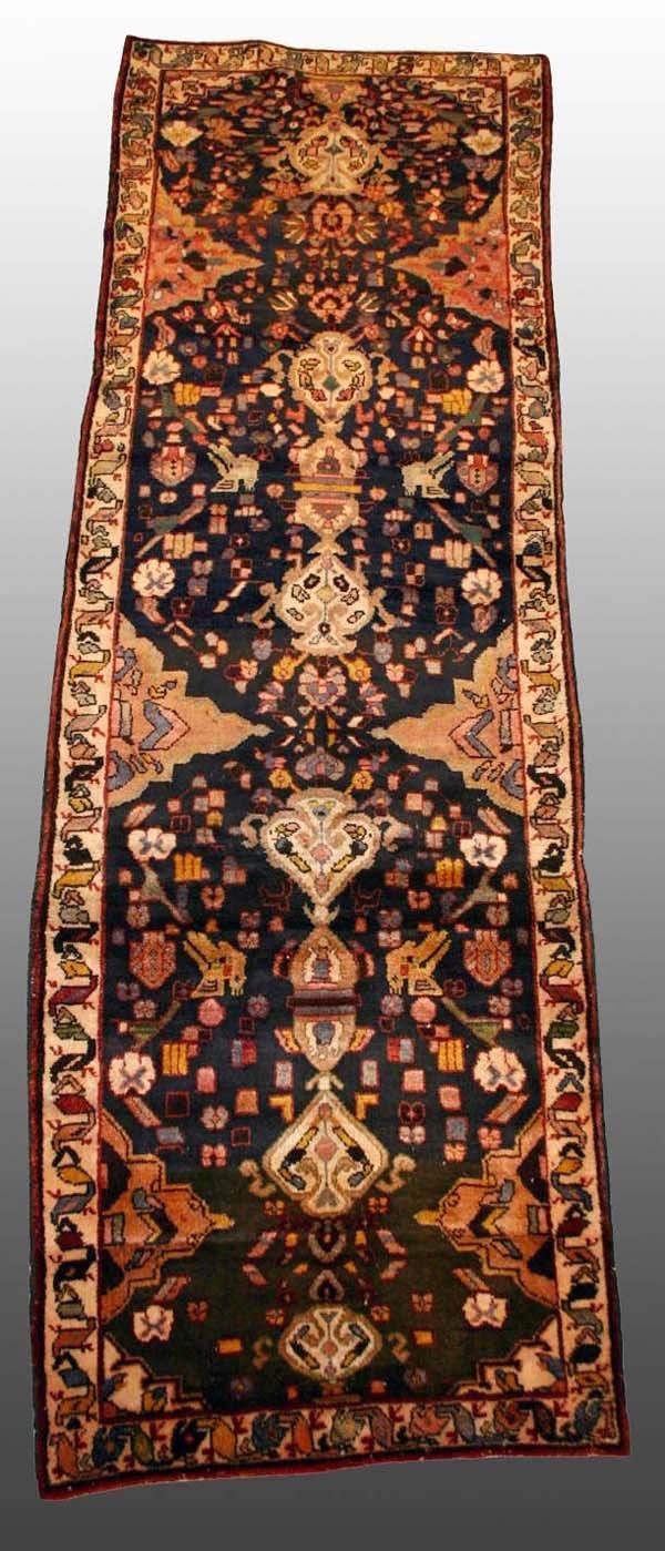 516: Persian Rug 3'3 x 10'8