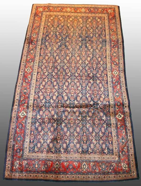 519: Persian Rug 5'6 x 10'3