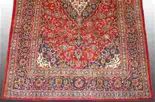 Kashan Persian Rug 6'4 x 9'3