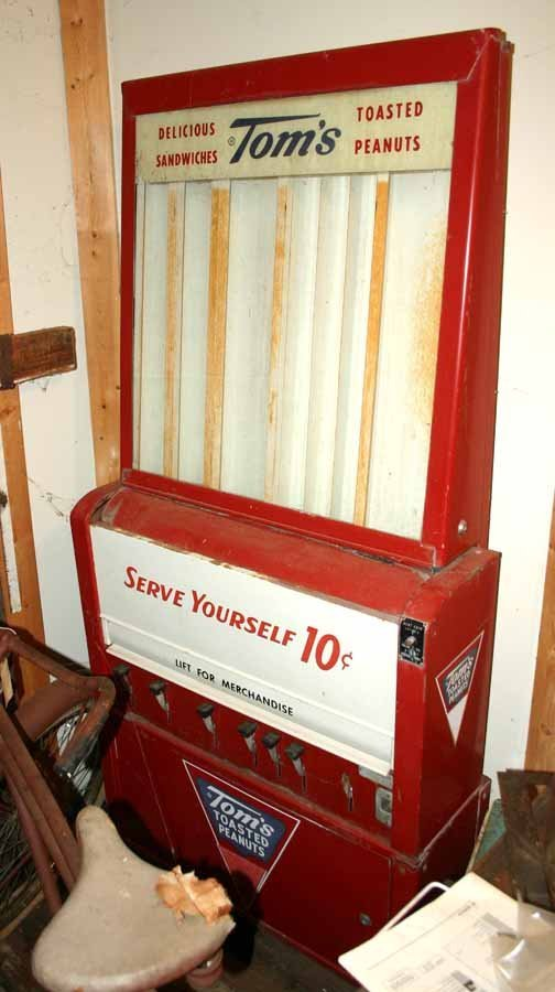1005: Tom's Vending Machine