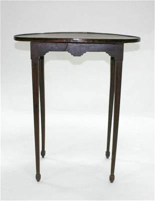 English Adams Style Urn Stand. Circa 1790