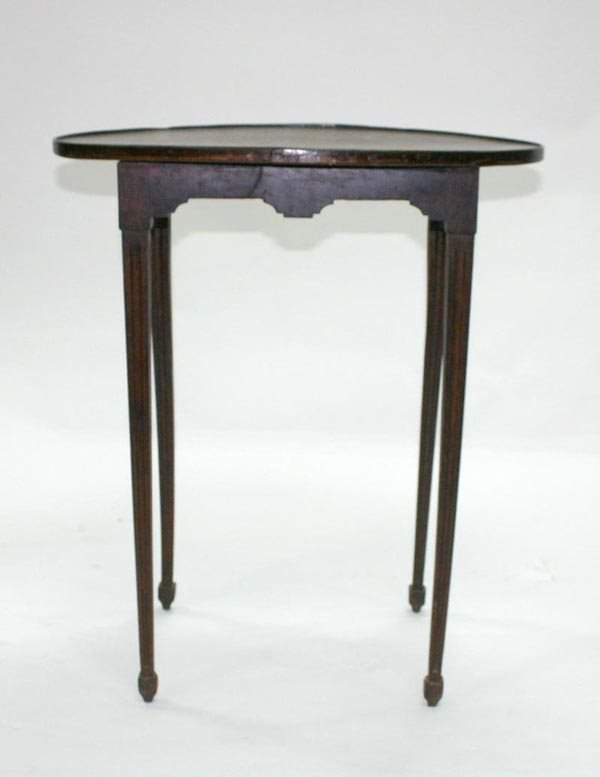 7: English Adams Style Urn Stand. Circa 1790