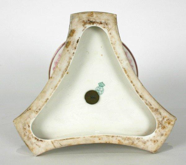 9: Royal Worcester Porcelain Figural Compote C. 1880 - 2