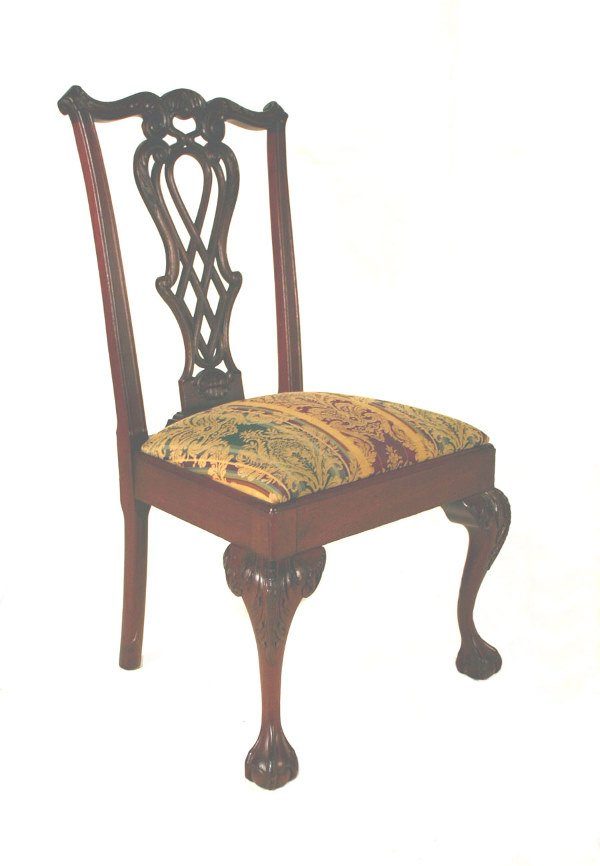 11: Centennial Mahogany Side Chair