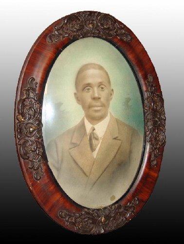 4: Black Americana Portrait of Gentleman