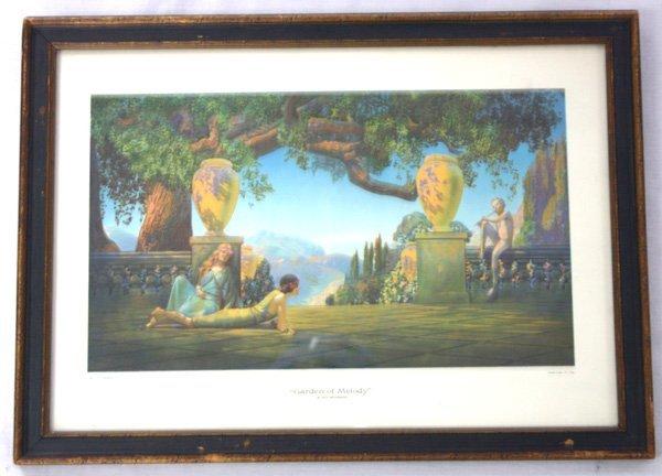 13: Garden of Melody Print by Roy Grossman Print. 11.25