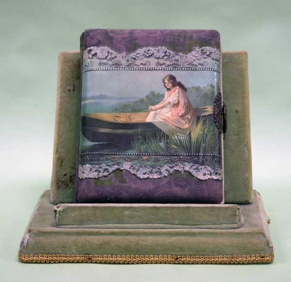"23: Victorian Photo Album. 11.5""h x 14""w"