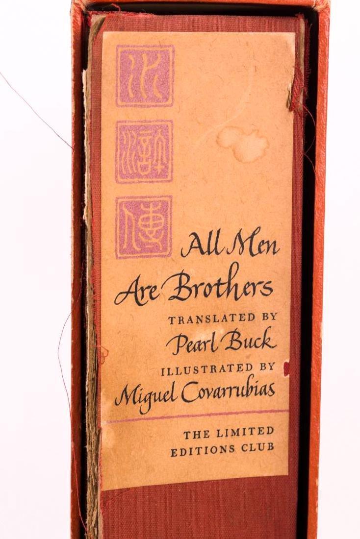A CHINESE NOVEL SHUI HU (WATER MARGIN) TRANSLATED IN - 4