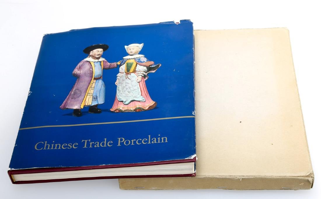 CHINESE TRADE PORCELAIN.by BEURDELEY, Michel, - 2