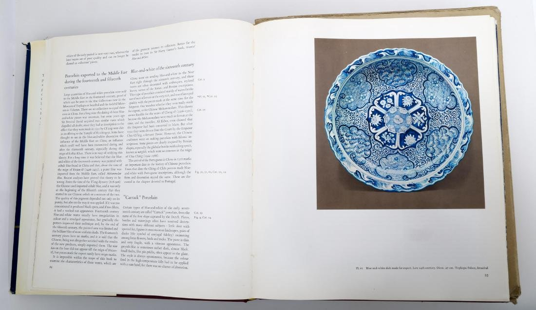 CHINESE TRADE PORCELAIN.by BEURDELEY, Michel, - 5