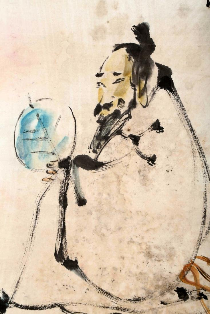 ATTRIBUTED AND SIGNED LIU SIFEN (1944- ). A INK AND - 3