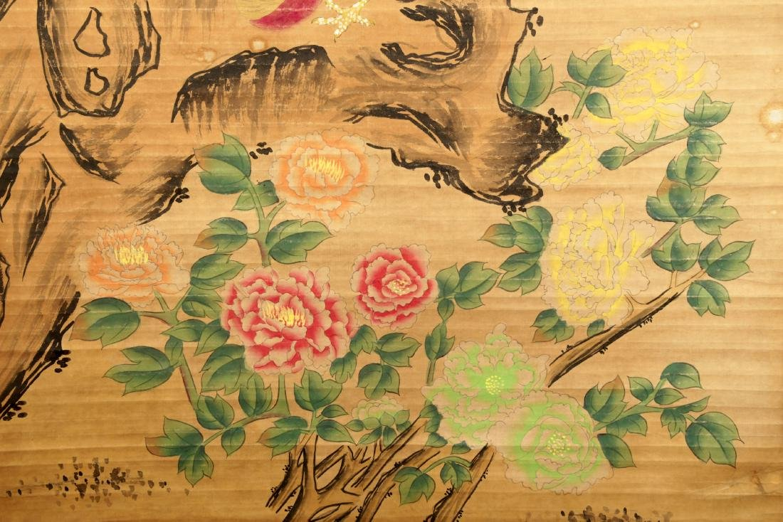 ATTRIBUTED AND SIGNED LI YIN (1610-1685). A INK AND - 3