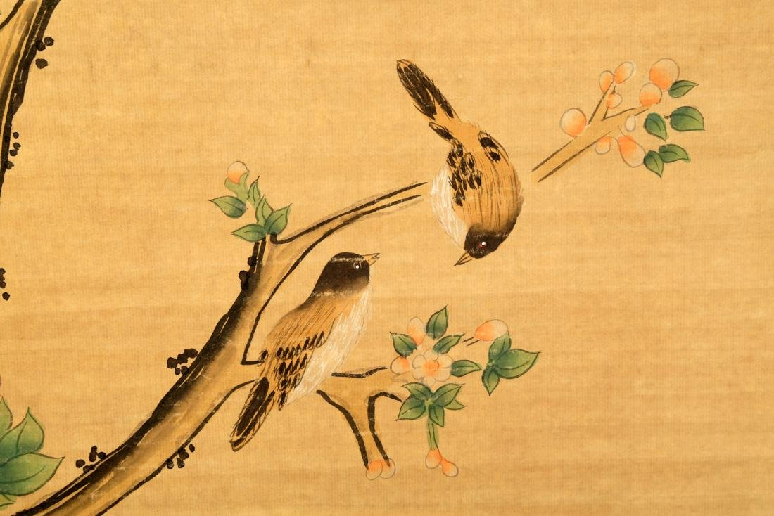 ATTRIBUTED AND SIGNED LI YIN (1610-1685). A INK AND - 5