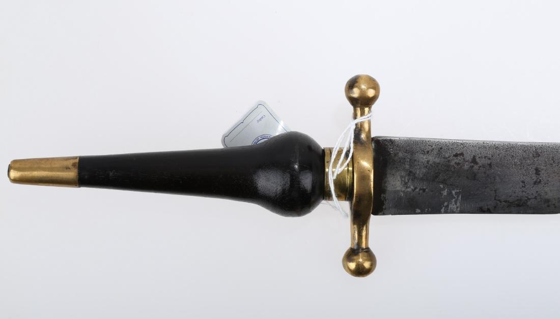 A PLUG BAYONET, 17TH/18TH CENTURY.J051. - 3