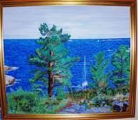 SUMMERTIME , Margareth Giskegaard