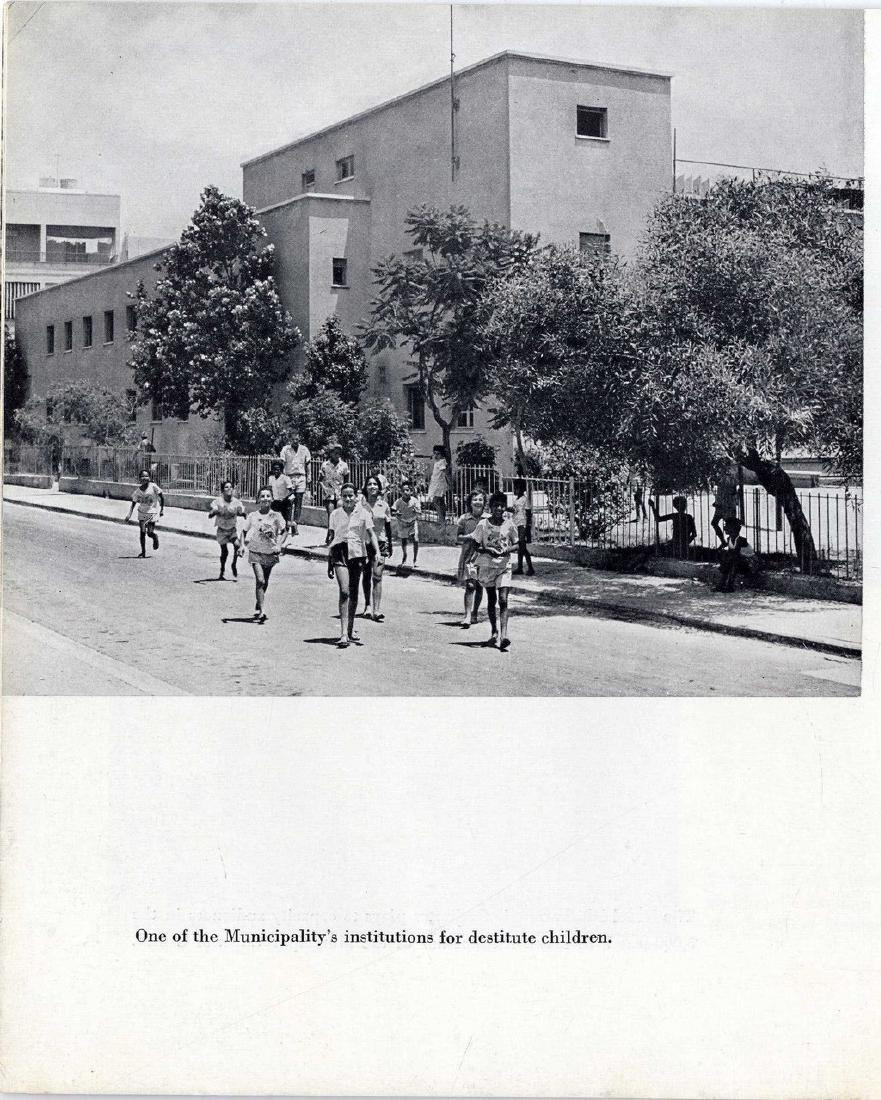 City of Tel Aviv- 5 Rare Publications