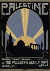 Volumes of the Palestine Weekly Journal, 1921-1924