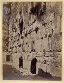 An Album of Photographs from the Land of Israel Late