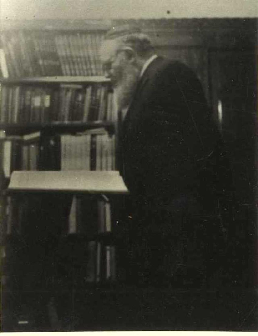 The Lubavitcher Rebbe - Collection of Photographs