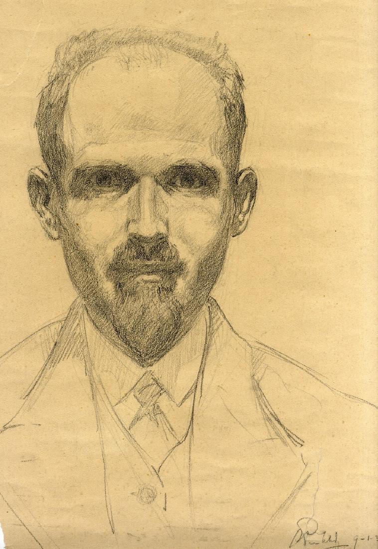 Leonard Pinkhof [1898-1944] - Sketch