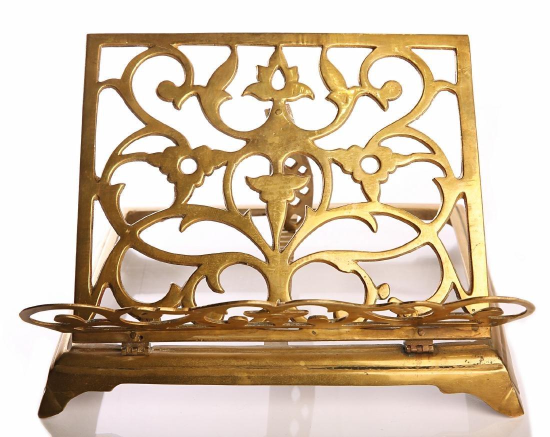 "Decorative Table ""Shtender."" Eastern Europe. 19th"