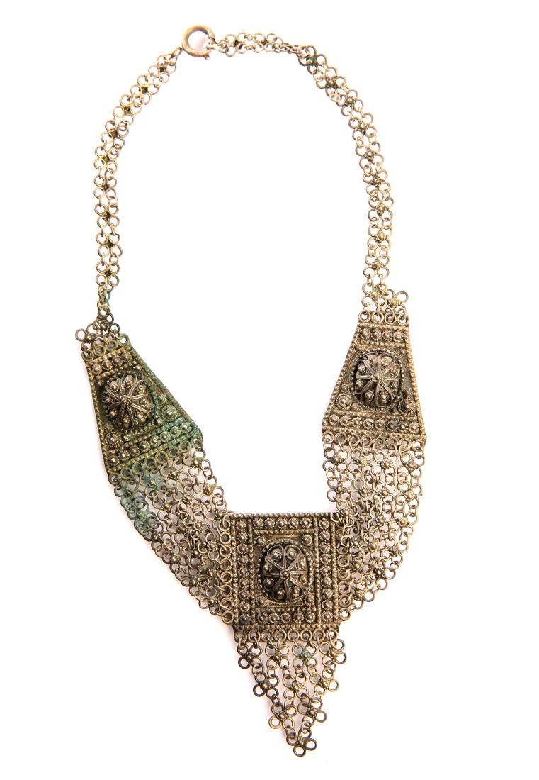 An Ottoman Necklace, Early 20th Century