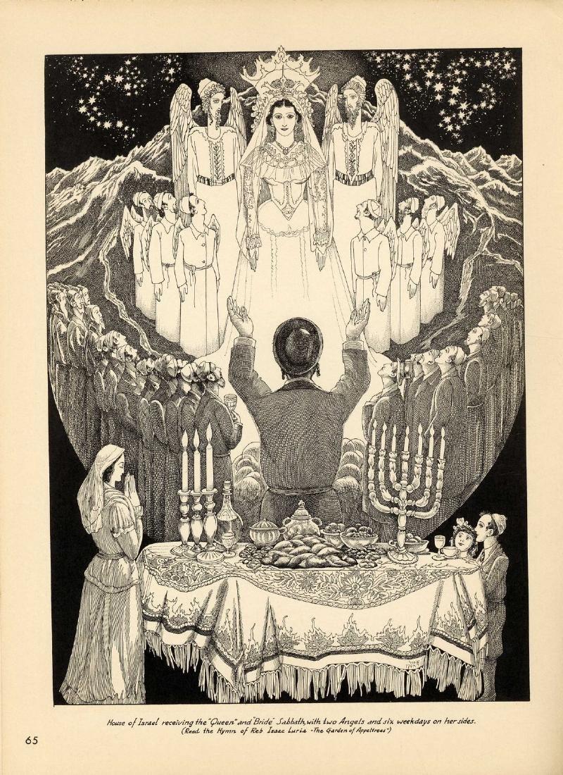 Saul Raskin - Kabbala - Sefer Yetzira. New York, 1952.