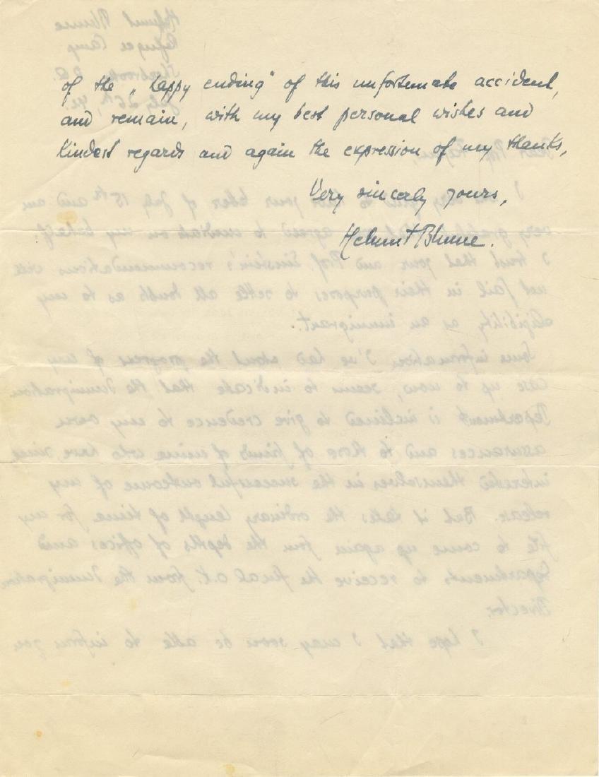 Correspondence Describing Einstein's Commitment and - 12