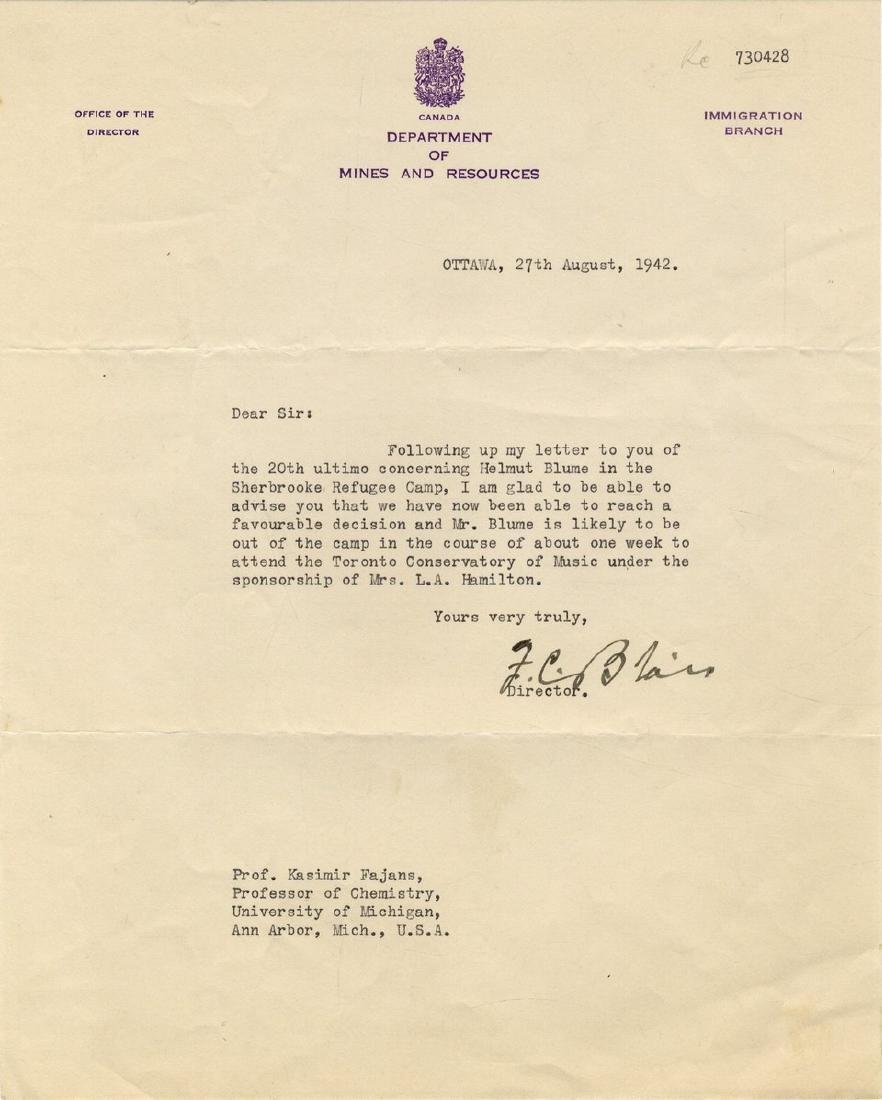 Correspondence Describing Einstein's Commitment and - 3