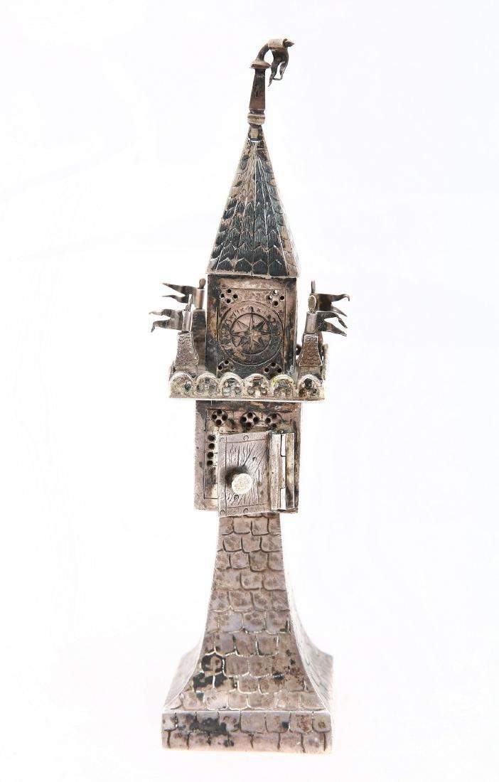 Silver Spice Tower. Hanau. c. 1900