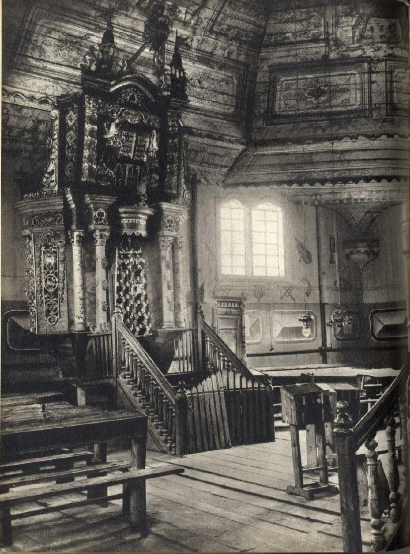 Collection of Books on Architecture and Jewish Art of