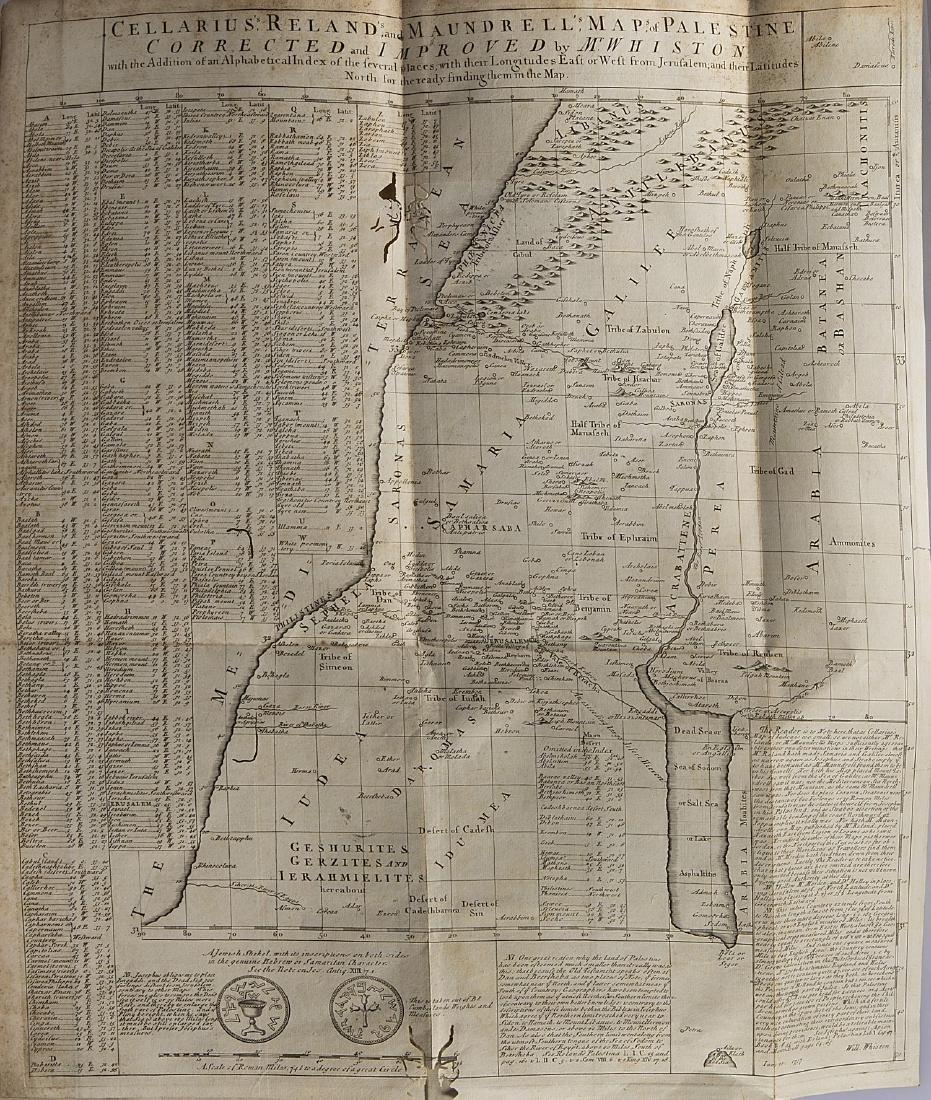 Josephus Flavius - Antiquities of the Jews. London 1737 - 2