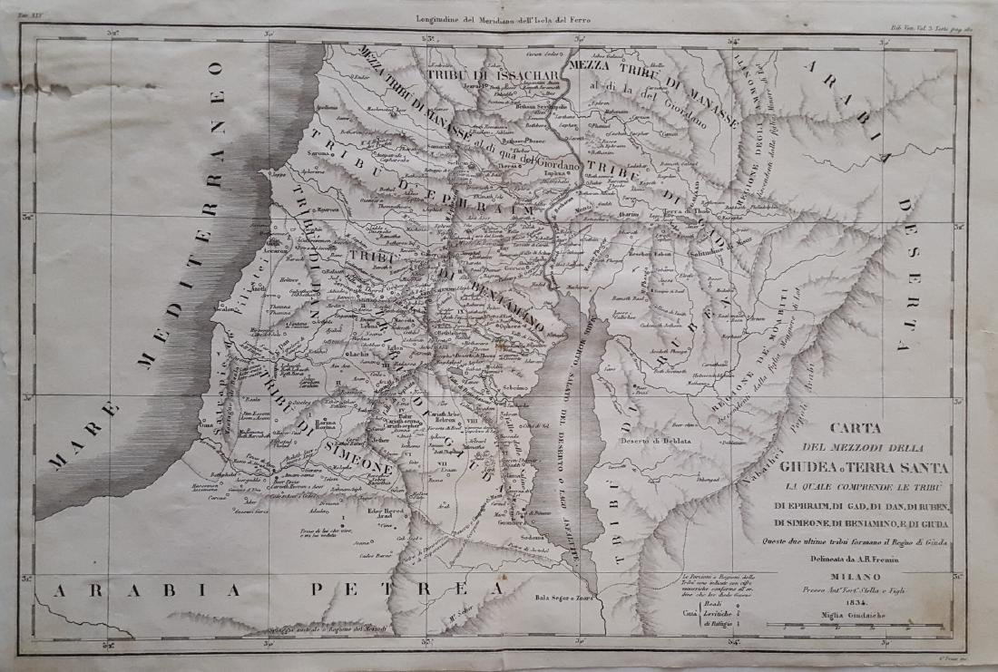 Map Collection from the 19th Century