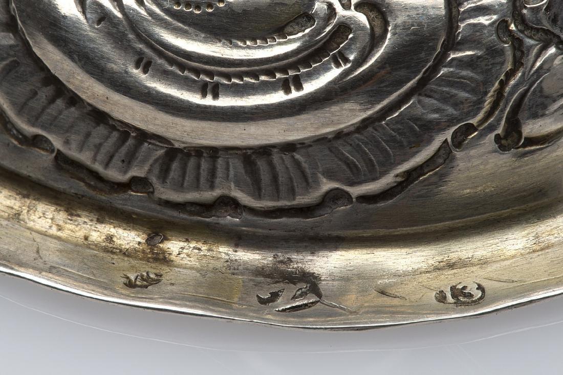 Silver Goblet For Pesach, Hanau 1900-1917 - 2