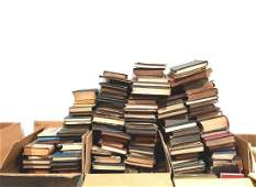 Large and Varied Collection of Books