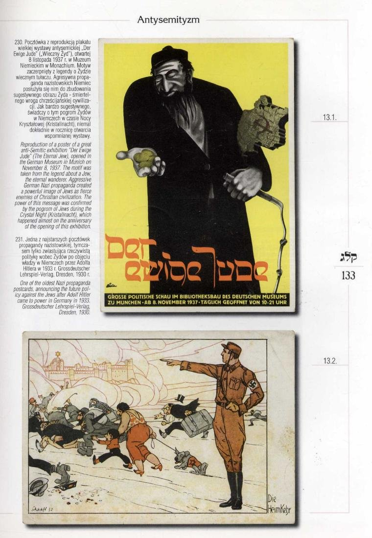 Old Jewish Postcards - Book - Jewish Postcards from the - 3