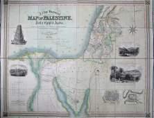 Impressive Route Map. 1831