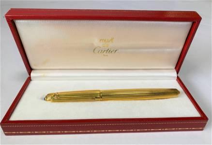 Pasha de Cartier, Ballpoint Pen, 1988